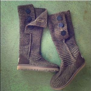 Ugg Cardy Sweater Boots